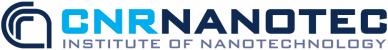 CNR NANOTEC Logo